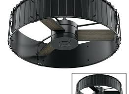 enclosed ceiling fan. Cage Enclosed Ceiling Fans Fan With Light H
