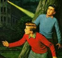 our march books are nancy drew and the hardy boys graphic novels these graphic versions are new for these old characters who ve been around for years
