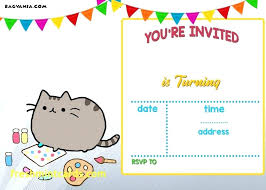 Electronic Birthday Invite Wedding E Invite Template