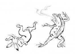 鳥獣戯画制作キット Betaで遊んでみたそしてひそかなブームの