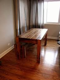 30 x 60 dining table attractive with flush leg design built using reclaimed wood within 18 t
