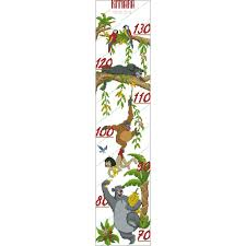 Chart Jungle Height Chart Jungle Book