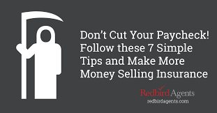 7 Simple Ways To Make More Money Selling Insurance