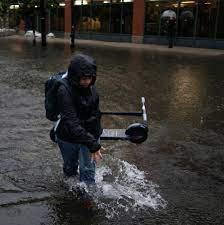 Tropical Storm Elsa Brings Flooding ...