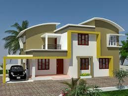 Plush Outside Home Designs Exterior House Designs On Design Ideas