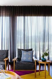 Jan15-window-treatments-sheer-grey-curtains-retro-living-