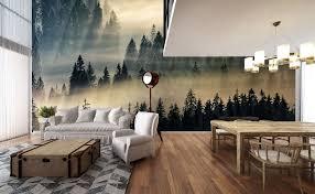 Fototapeten Wald Größe Der Wand Myloviewde