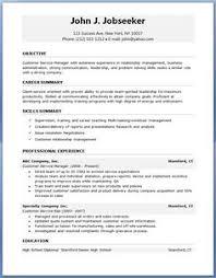 Free Downloadable Resume Templates Resume Format Microsoft Word