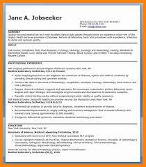 Medical Laboratory Technologist Resume  Sample6301d43b342620a604fabb5fa0a01949jpg