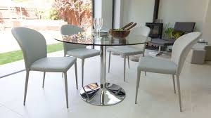 Image Base Seater Round Glass Dining Table Pinterest Naro Round Glass Seater Table Fitzroy Gate Glass Round Dining