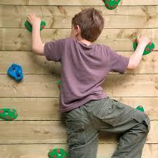 zig zag climbing wall tts