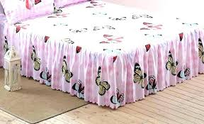 dust ruffles dust ruffle queen size sheets bed skirt bed sheets king queen twin size erfly sheet bedding lace mattress crib dust ruffle