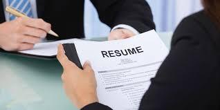Register your Resume