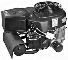 kohler vertical v twin engine hp command x es  kohler vertical v twin engine 20 hp command 1 1 8 x 3 315 es 15 amp 65541