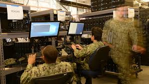 Naval Information Warfare Systems Command Navwar