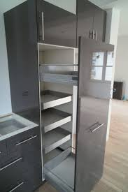 Roll Out Pantry Cabinet Kitchen Cabinets Pull Out Pantry Home Design Ideas
