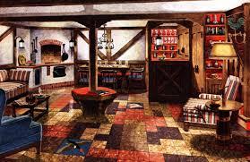basement remodels. Rustic Basement Remodel For Entertaining Remodels
