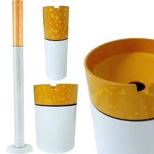 homemade outdoor ashtray ideas standing best only on free ashtrays vintage cig
