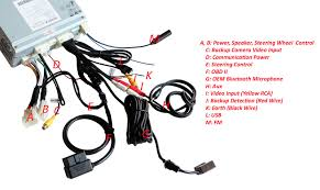 m and h wiring harness wiring diagrams tarako org Kenwood Kac M1804 Wiring Harness $74 99, premium wiring harness set for 2014 2015 toyota corolla with connections for steering control, communication, obd ii, and oem bluetooth microphone Wiring-Diagram Kenwood Kac-M1804