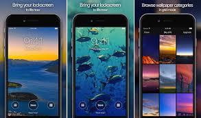 live wallpapers by robert paul neagu iphone and ipad app screenshot