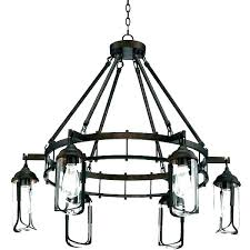 iron works lighting amber scroll chandelier company reviews franklin bathroom am iron works