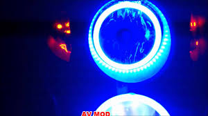 Bajaj Pulser 220 Fi Projector Headlight With Super Bright