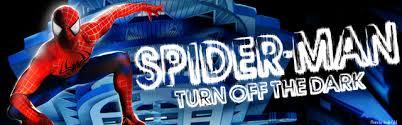 Spider Man Turn Off The Dark At Foxwoods Theatre Map