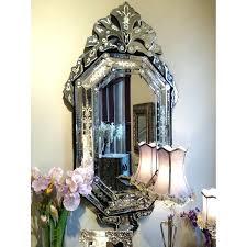 venetian mirror more images venetian glass vanity mirror venetian mirror