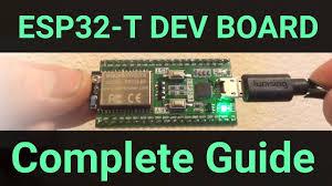 <b>ESP32</b>-T <b>Development Board</b> (Icstation) Complete Setup Guide ...