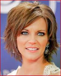 Short Hairstyles For Women Over 50 With Fine Hair 78 Images In