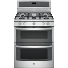 How To Fix A Stove Ge Profile 30 In 68 Cu Ft Double Oven Gas Range With Self
