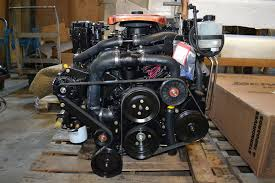 mercruiser mpi inboard engines components mercruiser 383 stroker magnum mpi engine 350 hp bravo 6 2 377 865108r80 5 7