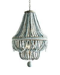 white bead chandelier bead chandelier white clay bead chandelier