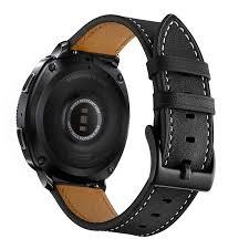 new watchband genuine leather strap for huawei watch gt huawei honor watch magic wristband watch