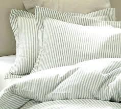ikea ticking stripe duvet decor look vintage ticking stripe duvet ikea ticking stripe bedding