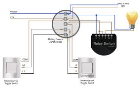 relay switch wiring diagram solidfonts how to add turn signals and wire them up
