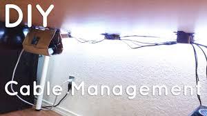 diy cable management