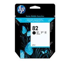 <b>HP 82</b> Ink Cartridge, <b>Black</b>, Rs.1400