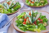 avocado lime salad