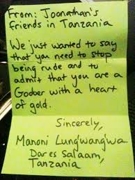 follow up a letter from tanzania makes me smoothest boyfriend follow up a letter from tanzania makes me smoothest boyfriend ever thanks to ranautricularia