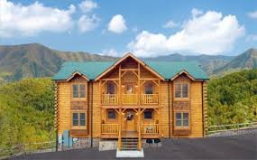 11 And 12 Bedroom Gatlinburg Cabins And Pigeon Forge Cabins Large Cabins In  Pigeon Forge Tn