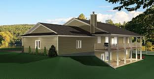 basement houses. Beautiful Basement Ranch Style Bungalow With Walkout Basement A Well Laid Out Home  Everything That A Country Owner Would Want On Basement Houses R