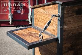 metal and wood furniture. Attractive Design Ideas Steel And Wood Furniture Side Shelf Urban LLC 2s Jpg Uk Outdoor Metal