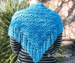 Virus Shawl Crochet Pattern Fascinating 48 Shell Stitch Crochet Shawls Inspired By The Virus Shawl