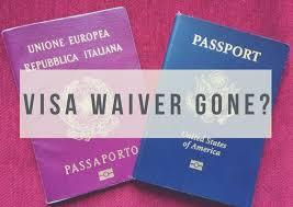 Αποτέλεσμα εικόνας για visa waiver