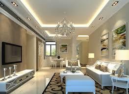 ceiling cove lighting. Large False Raised Ceiling Decor Tray Design Ideas Drum Shape Table Lamp Shade Hidden Cove Lighting Setup Beige Interior Color Recessed I
