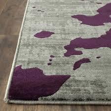 dark purple rug dark purple bathroom