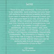 Cs Lewis Quotes On Love Classy Click Pray Love Journey Of Faith Friday CS Lewis Quotes