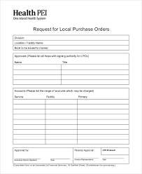 Local Purchase Order 16 Purchase Order Formats Free Premium Templates