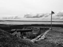 Oak Island Tide Chart 2016 Fort Fisher The Last Port Of The Confederacy Oak Island